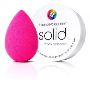 beautyblender® original + solid cleanser kit